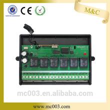 mc dc 12/24 v automatic door receiver