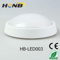 6w 9w 12w 15w modern waterproof aluminium led wall niche light