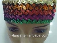 2014 New Fair Isle Knitted Postcard Headband