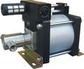 calidad de las mercancías ah modelo de pruebas hidroestaticas neumático neumático de la bomba de líquido de la bomba de refuerzo