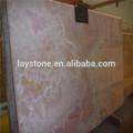nuevo y maravilloso de ónix de color rosa de piedra