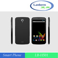 Nuevos productos calientes para oem 2014/odm 4g lte celular android teléfono 5 pulgadas cámara 13mp straight talk lb-h501 teléfono