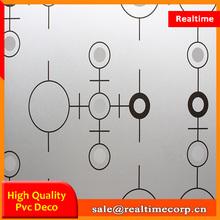 different plastic sheet pvc rigid film 0.5mm thick low price adhesive