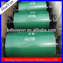 Q235 steel tube head drum for steel coil handling equipment