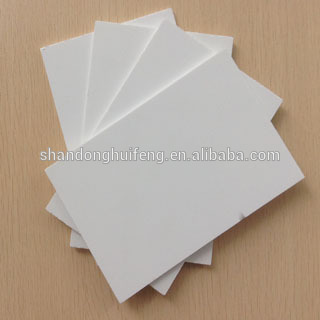 High quality white PVC foam sheet for Advertising Manufacturer