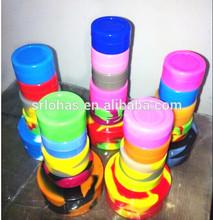 silicone non-stick container jar wax