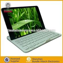 Best selling mini wireless keyboard for ipad mini, black and white mechanical keyboard, mini bluetooth keyboard