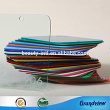 Transparent Color Acrylic Sheet Plastic