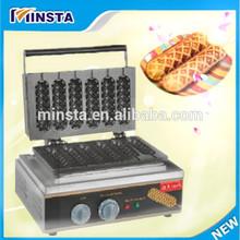 CE hot dog 2014 China french corn hot dog waffle stick maker