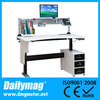 ergonomic table, height adjustable desk, screen flip up table