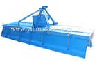 High efficient suspension rotary tiller 3 point gear rotary tillers for sale