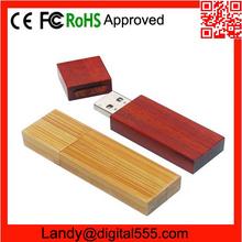 wooden straight usb thumb drive Promotional gift 1GB 2GB 4GB 8GB 16GB 32GB 64GB