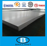 TISCO stainless steel plate
