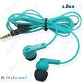 Elegante diseño con estilo en la oreja del auricular creativo auriculares cómodo botón de los auriculares