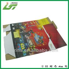Chinese custom handmade box inserts packaging