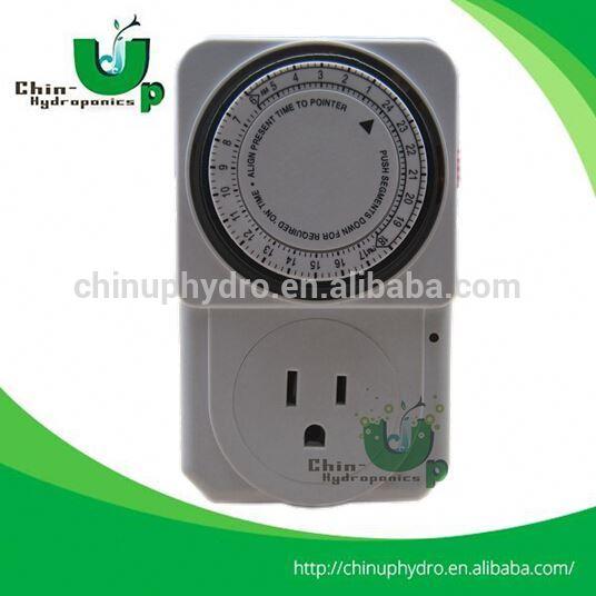 Hydroponik timer/12V dc digitale zeitschaltuhr