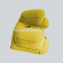 High-grade fold inflatable neck pillow