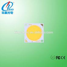 COB LED CHIP Epistar/Bridgelux Chip LED high power White Ceramic with 3 years warranty led cob chip