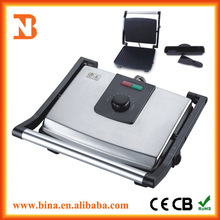 CE/ROHS Approval High Quality Panini Contact Grill
