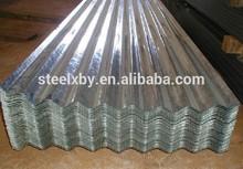 galvalume corrugated roofing sheet/steel sheet 77