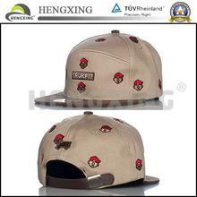 wholesale fashion custom cheap baby hat snapback cap