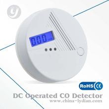 Hong Kong detect poisonous co gas mini carbon monoxide detector distributor