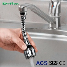 Doflex Faucet Sink Hose ACS SGS CE Quality Certificated Stainless Steel Collapsible Popular kitchen smoke exhauster