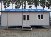 Cosy Corner prepared prefab house