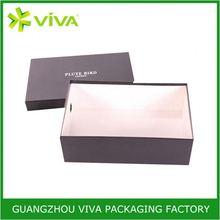 Hot-sale fashionable paper shoe box pattern