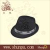 wholesale cheap black fedora hats