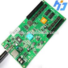 p10 full color card /led rgb controller program full color/ led module controller HD-C1