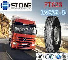 GT radial truck tires truck tyre manufacturer tbr tires FT628 12R22.5