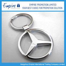 Elegant appearance car key chain metal