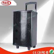 """public address handle 8"""" wireless speaker portable pa system with rechargeable battery"""
