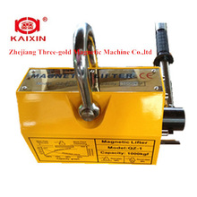 hand controlled magnetic lifter of 1000kg