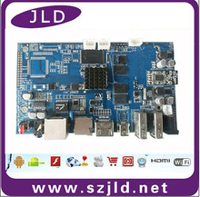 JLD 007 Amlogic8726 -mx dual core android pcba for canteen ordering machine