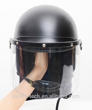 Police Riot Control Helmet Anti Riot Helmet with visor