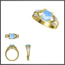 cad design ring models 3d jewelry cad models