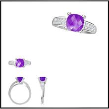 cad gemstone ring models 3d jewelry cad models