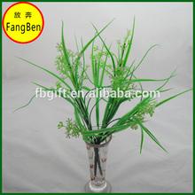 Green Durable Wholesale Decoration Artificial Grass (FB015694)
