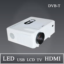 Top Home Theater cheap led lcd home best projector mobile with native resolution 1280*800 720p 3000 lumens 150w led lamp