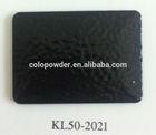Black wrinkle Electrostatic epoxy powder coating paint