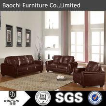 Baochi custom made furniture bangkok, Singapore Sale sofa,pvc leather sofa N1371