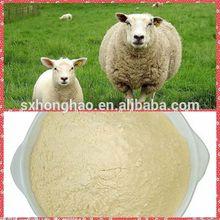 top quality 100% natural organic sheep placenta extract