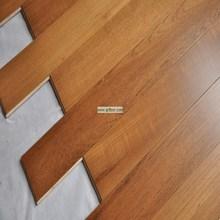 Top quality solid myanmar teak floors natural color In Guangzhou