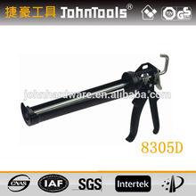 Aluminum alloy Silicone sealant gun with heavy duty skeleton