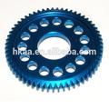 Personalizado industrial de acero del engranaje, industrial máquina de tallado de engranajes, dientes templados para engranajes industriales