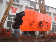 HUAHONG various vibrating screen widely used in metallurgy, mine, petroleum, chemical industry