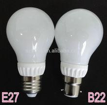 Unique Design E27 5W led bulb 7w led bulb light 7w E27 led bulb light