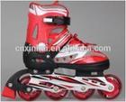 roller skate series metal core inline skate shoes, porfessional kids skate shoes